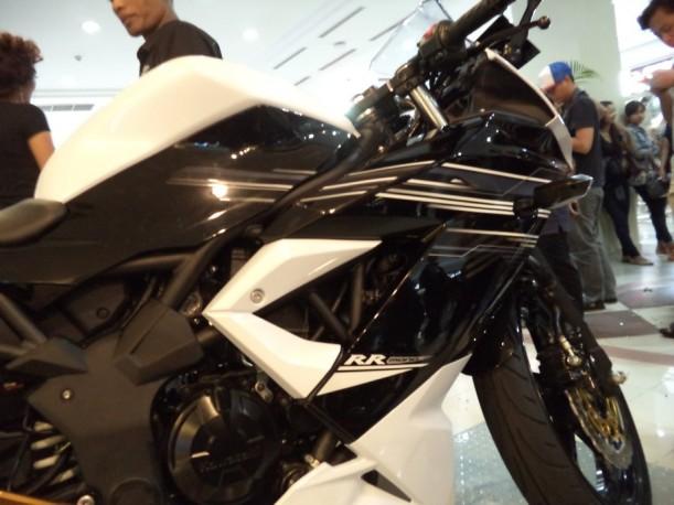 I love this bike's design
