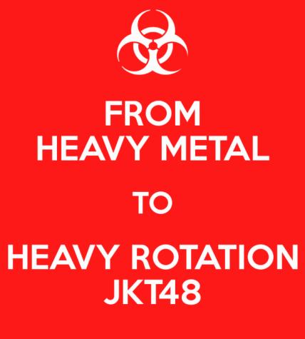 tobat heavy metal malah jadi wota