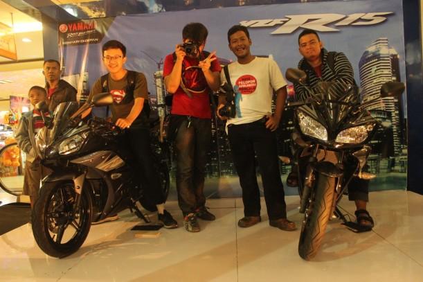bersama rekan blogger