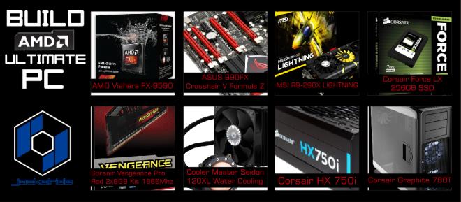build amd ultimate PC