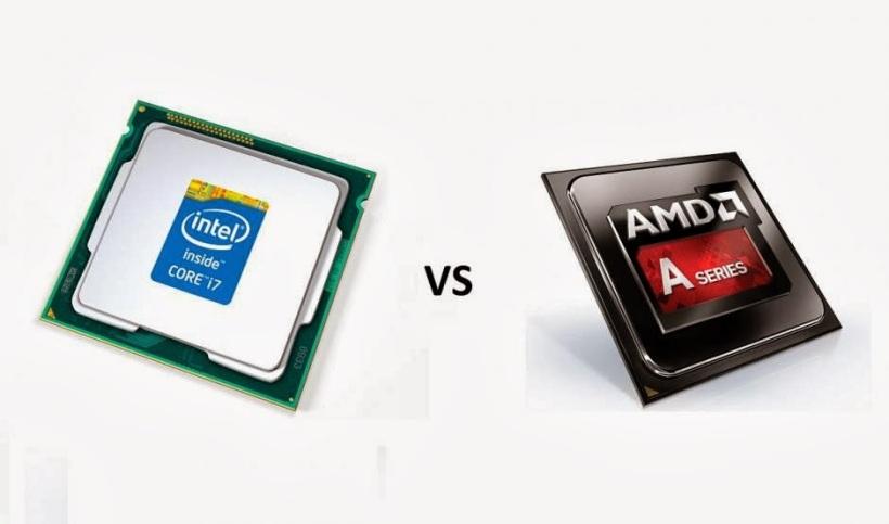 Perbedaan AMD dan Intel