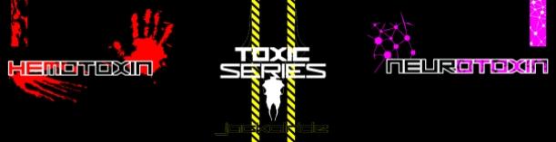 Toxin Decal cetak