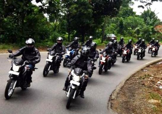 Touring-Motor