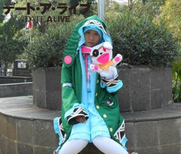 Yoshinon hijab ver.