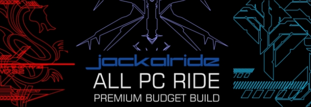 Jackalride all PC Ride Premium Build
