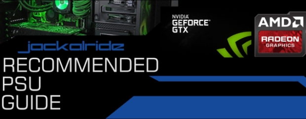 jackalride recommended psu guide