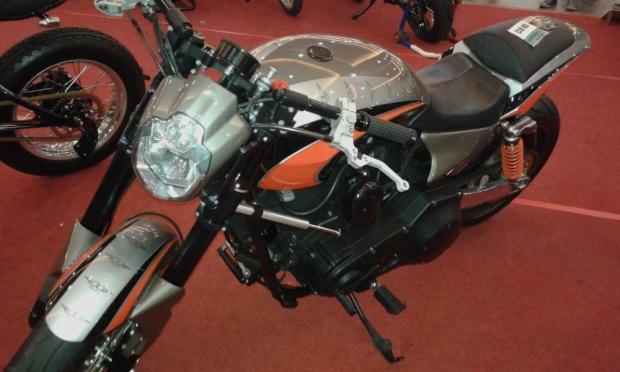 Nice naked bike